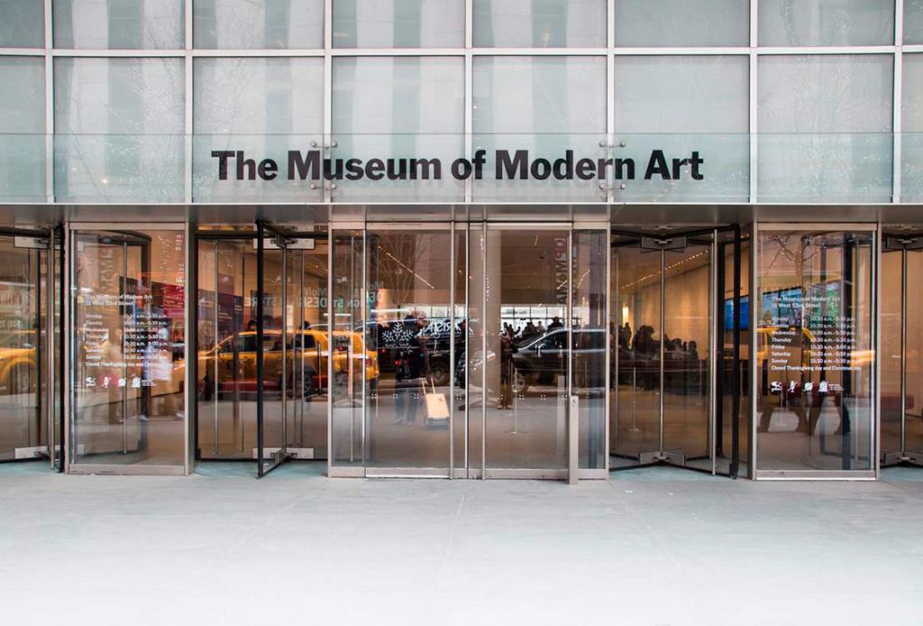 El MoMA ofrece cursos gratuitas en línea