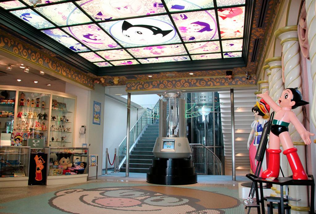 5 museos de arte en Tokio que puedes recorrer virtualmente - museos-tokio-4