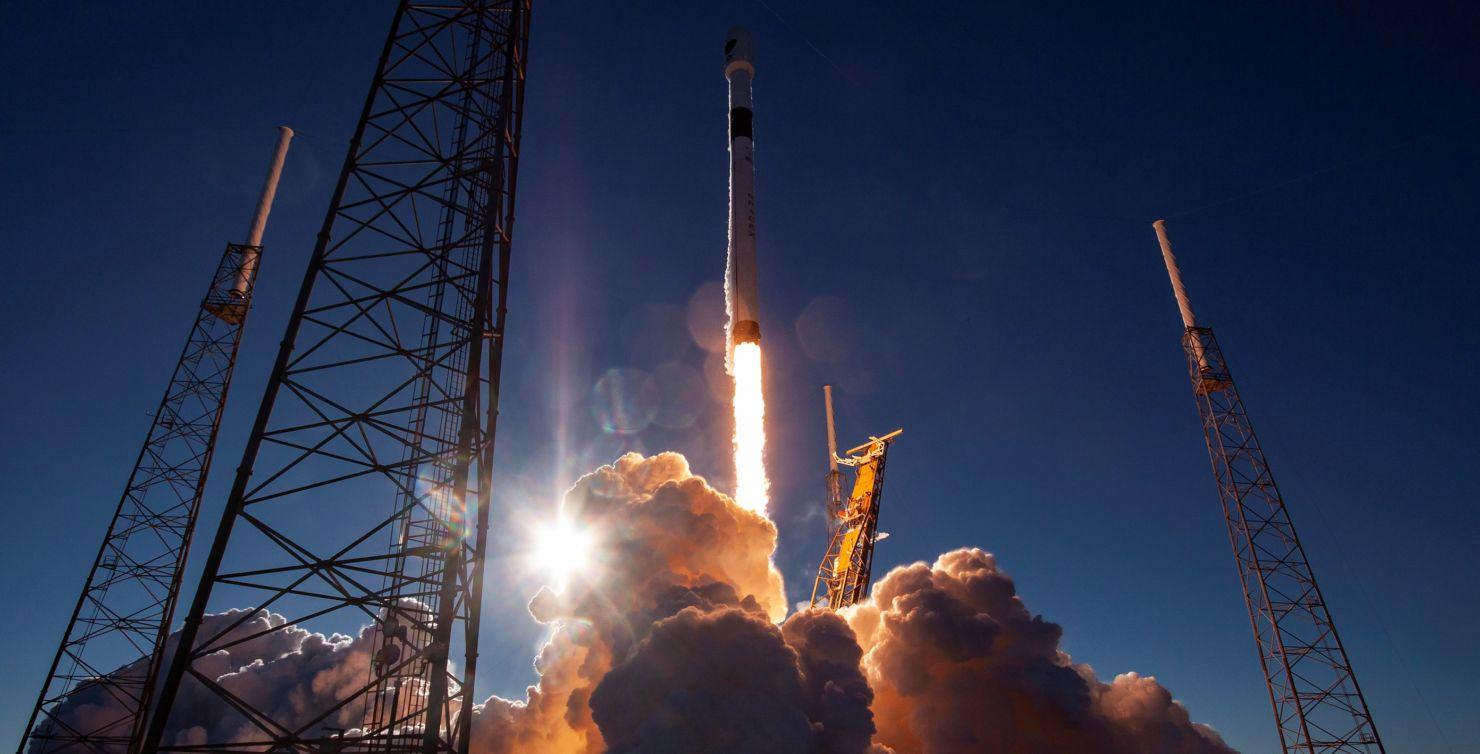 ¡Puedes verlo en vivo! Así es como Space X enviará astronautas al espacio por primera vez en años