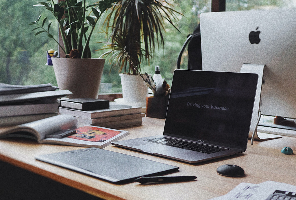 Crea tu oficina ideal en casa con estas ideas