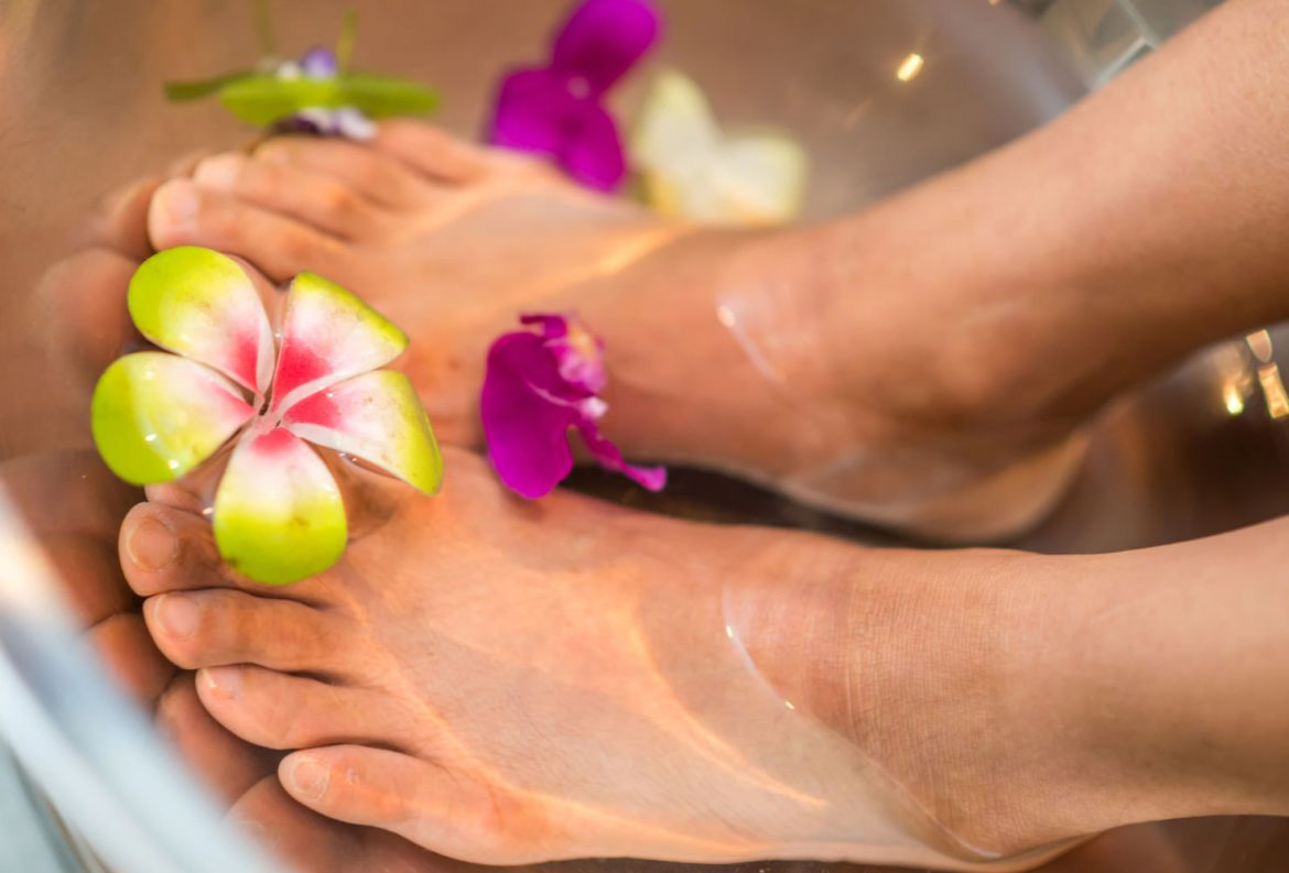 Tips para armar un plan de staycation perfecto - spa-para-pies-en-casa