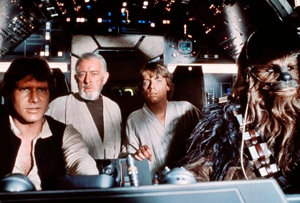 ¿Quieres dominar la saga de Star Wars? Aquí tienes 3 formas de ver estos clásicos - star-wars-2