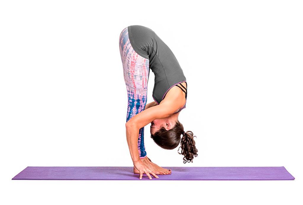 Posturas de yoga para prepararte para dormir delicioso - yoga-dormir-5
