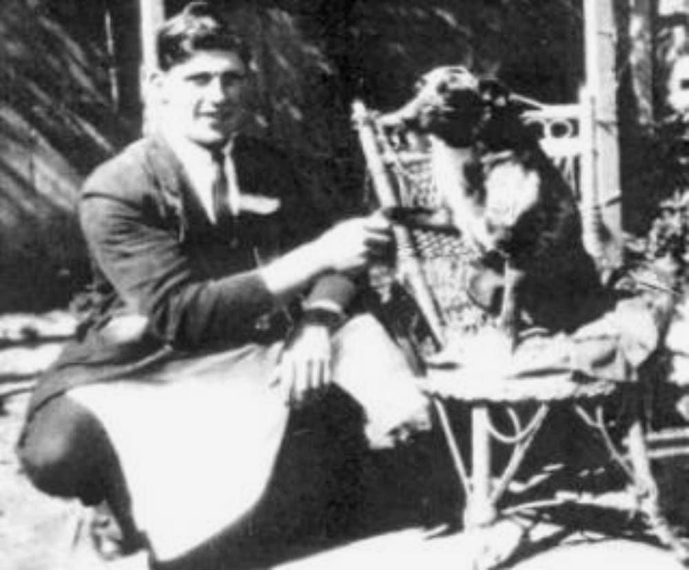 Estos son los perros más viejos de la historia - bluey-dog