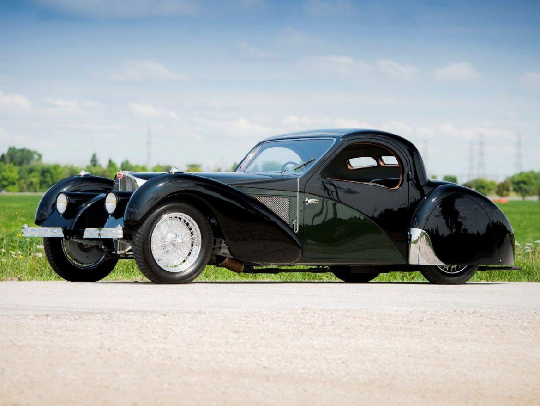 Estos autos clásicos fueron restaurados a su antigua gloria - bugatti-restaurado