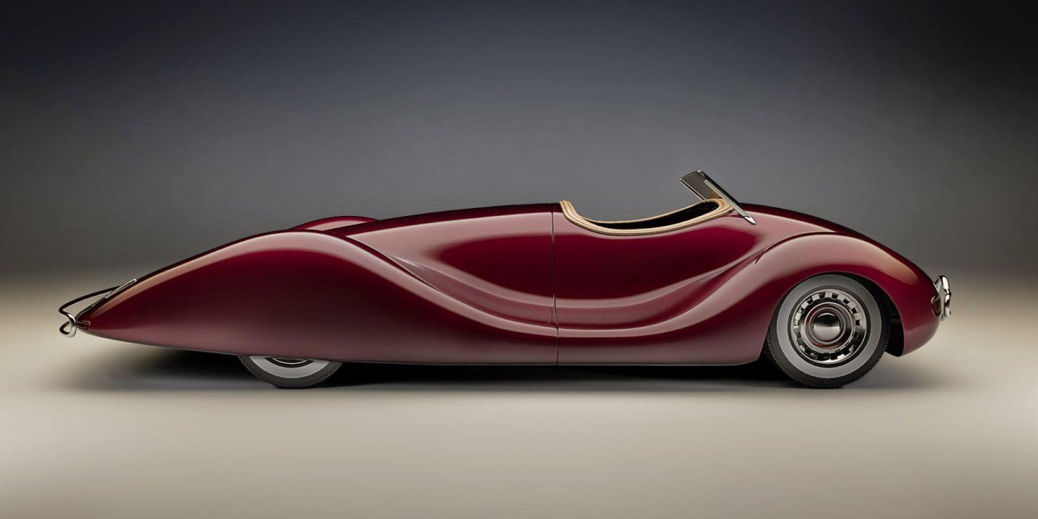 Estos autos clásicos fueron restaurados a su antigua gloria
