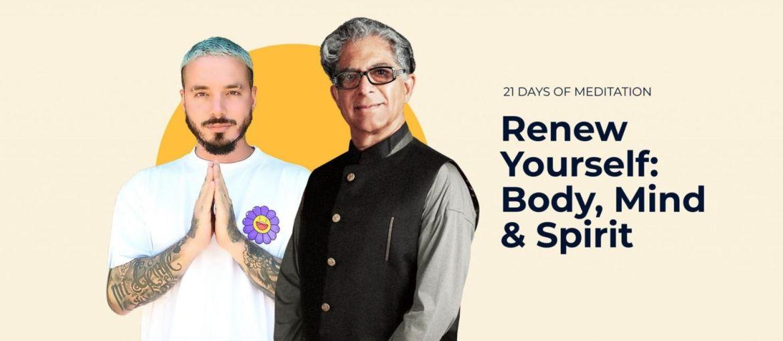 J Balvin: 'Colores Experience' incluye una meditación guiada que tienes que escuchar YA - chopra-hace-equipo-con-j-balvin-para-crear-el-nuevo-programa-de-la-serie-21-day-meditation-experience-scaled-1