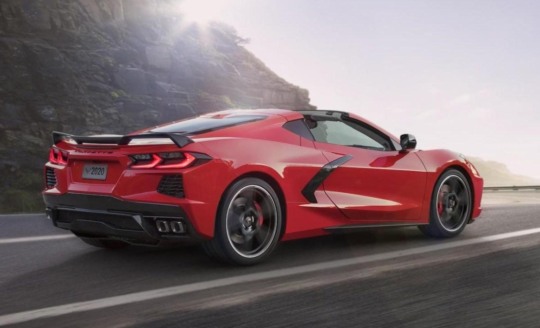 Estos son los autos con la mejor aceleración de la década - corvette-2020