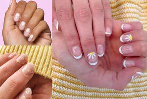 Agrega flores a tu próximo manicure con estos sencillos diseños