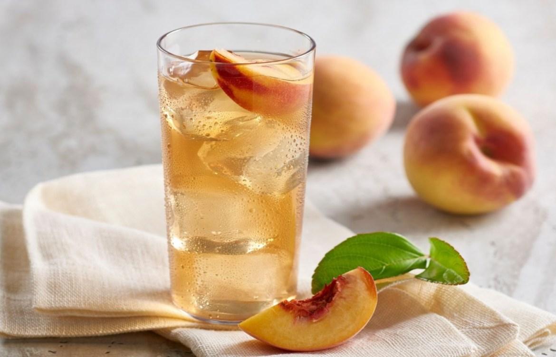 4 drinks con frutas de temporada para disfrutar el verano - durazno