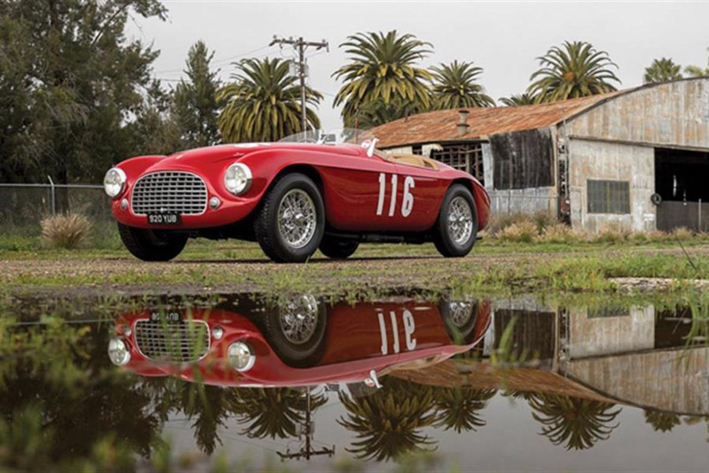 Estos autos clásicos fueron restaurados a su antigua gloria - ferrari-mm
