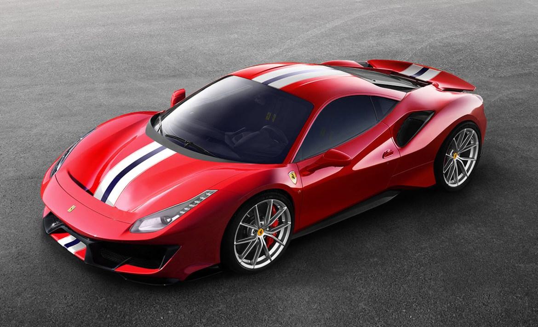 Estos son los autos con la mejor aceleración de la década - ferrari