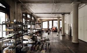 Visita los estudios de los mejores artistas de Nueva York