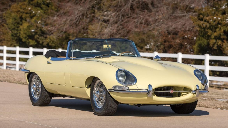 Estos autos clásicos fueron restaurados a su antigua gloria - jaguar-1967