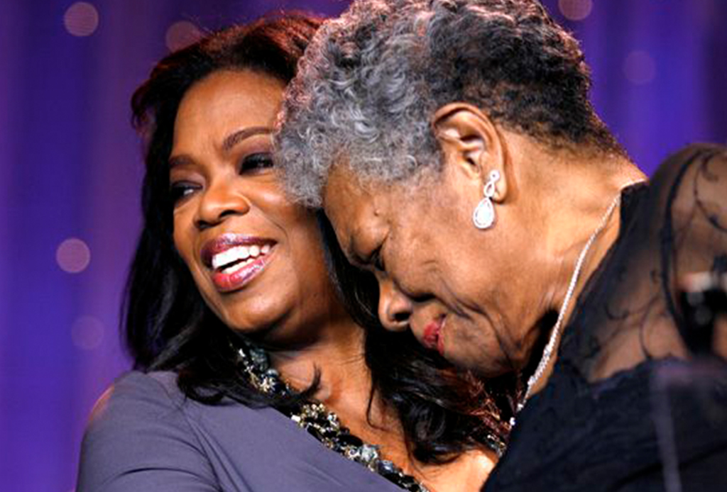 La lección impactante de Maya Angelou que puede cambiarte la vida - maya-angelou-2
