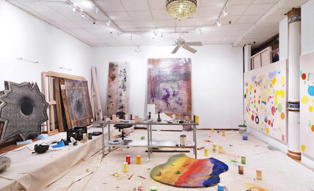 Visita los estudios de los mejores artistas de Nueva York - nate-lowman
