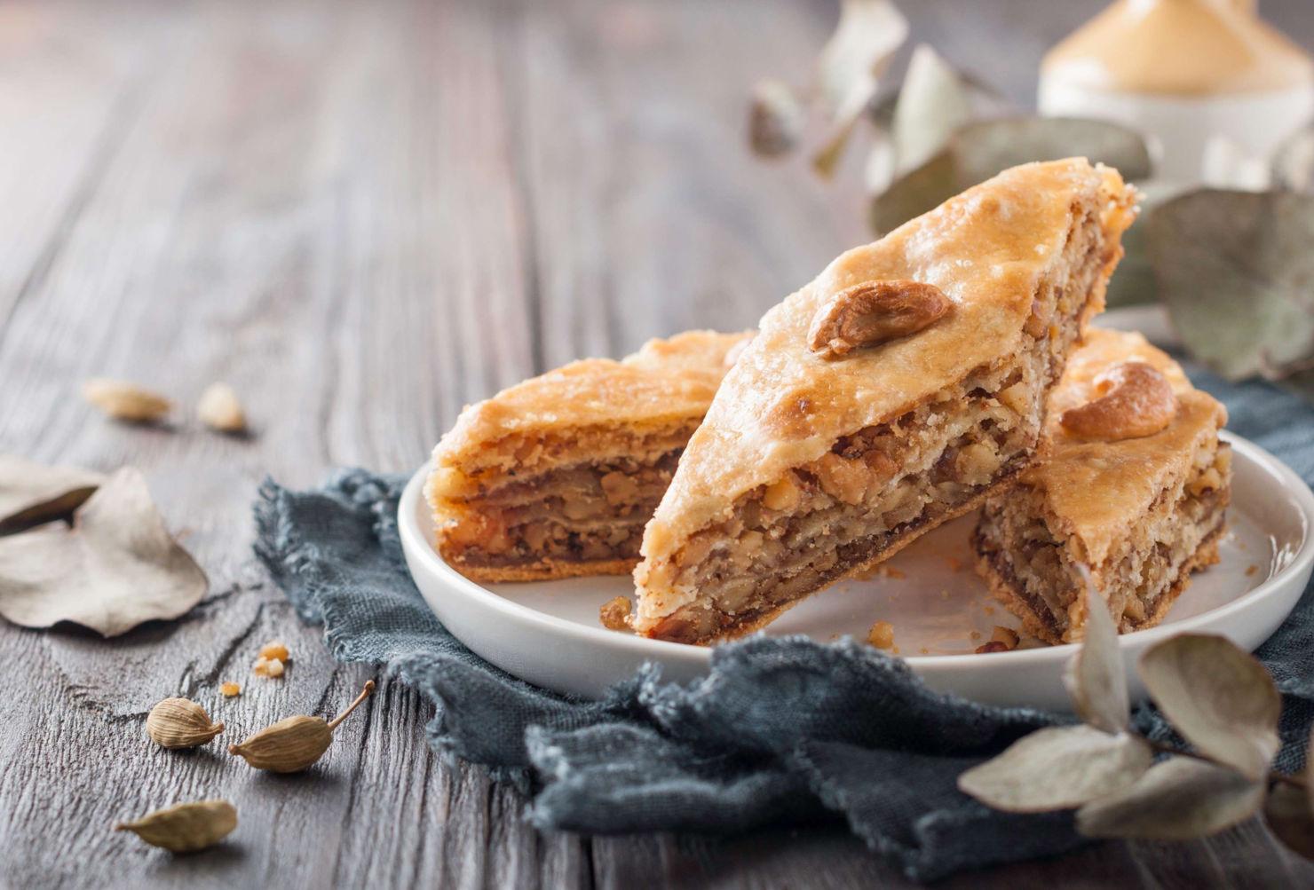 Esta es la receta que necesitas para preparar el baklava; una delicia de origen turco