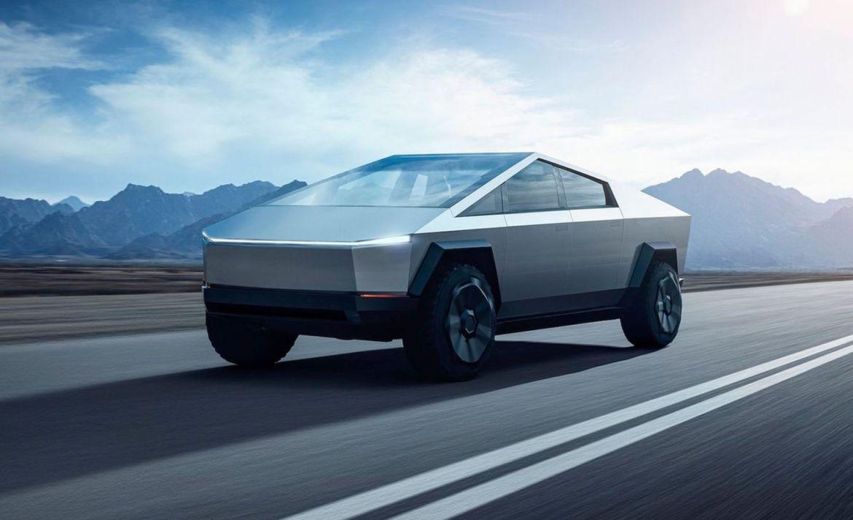 6 increíbles autos que debes tener en la mira para 2021 - tesla-cybertruck
