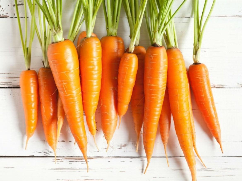 ¿Cómo hacer y usar colorantes naturales? - zanahoria-1