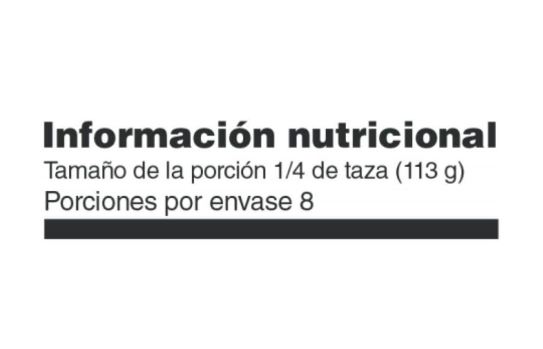 Aprende a leer las etiquetas de tus alimentos favoritos como un experto - 11-2