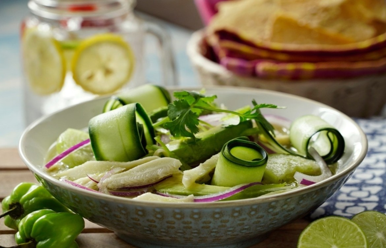 Prepara estos tres deliciosos aguachiles veganos - 36946