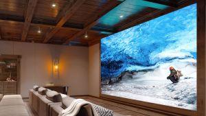 La pantalla de 16K y 5.8 metros que quieres en casa