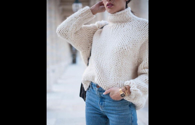 Estas son las prendas básicas que nunca pasarán de moda, ¡indispensables en nuestro armario! - cuello-alto