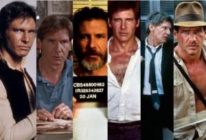 Harrison Ford ha tenido grandes momentos en pantalla y aquí te recordamos algunos