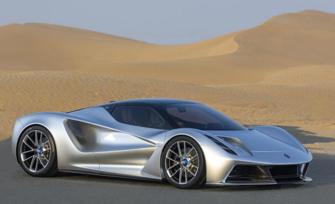 ¿Un auto más poderoso que Bugatti? Te decimos cuál es - fotos-lotus-evija