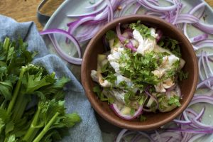 Prepara estos tres deliciosos aguachiles veganos