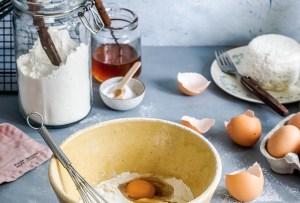 ¿Qué hace cada ingrediente al hornear?