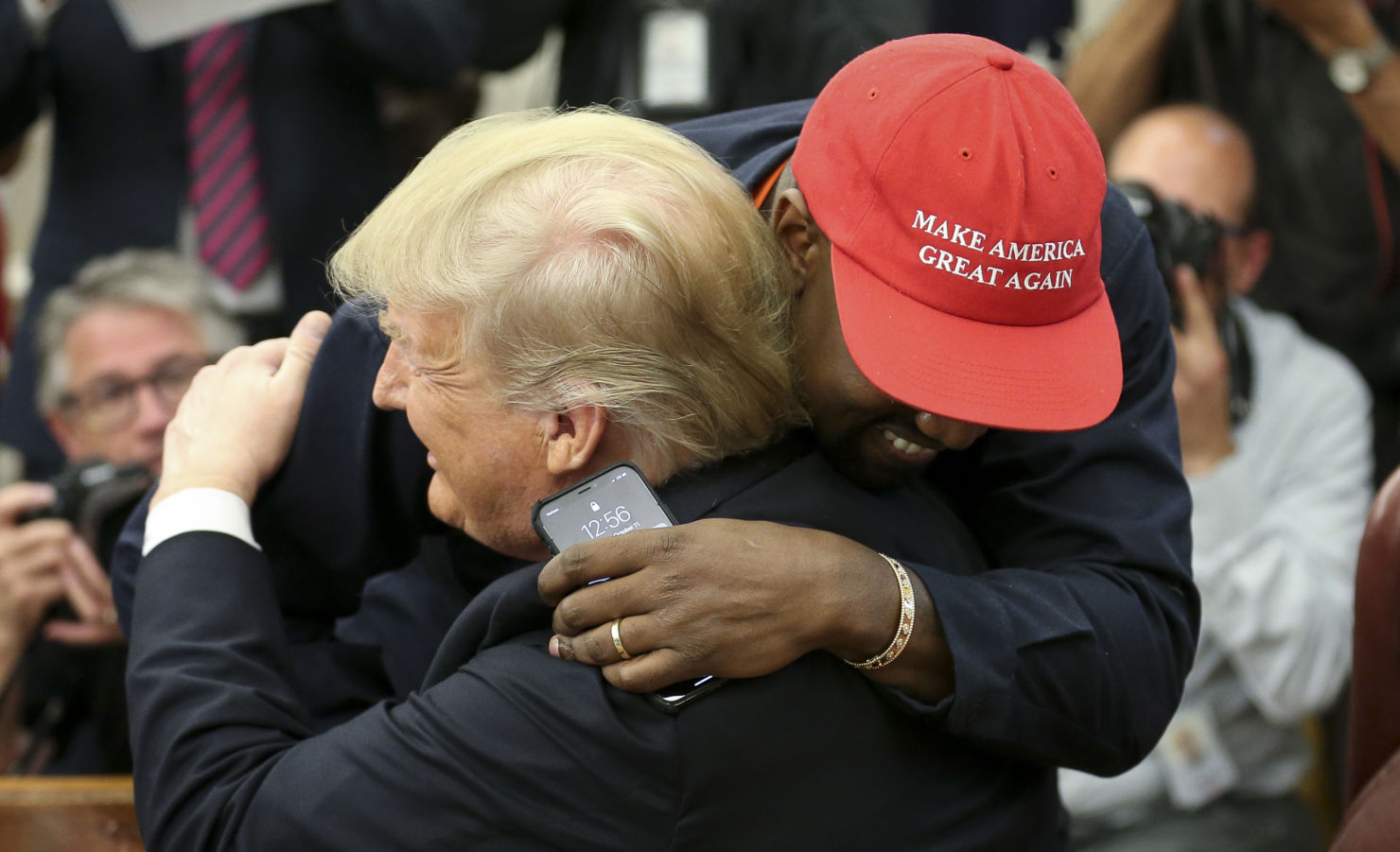 ¿Por qué Kanye West quiere ser presidente de Estados Unidos?