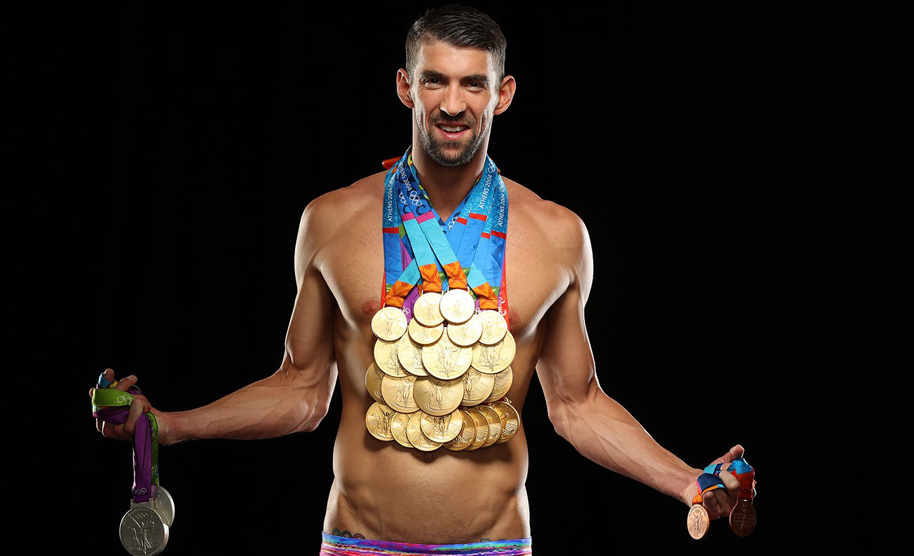 HBO estrenará documental sobre Michael Phelps. ¡Nos urge verlo!