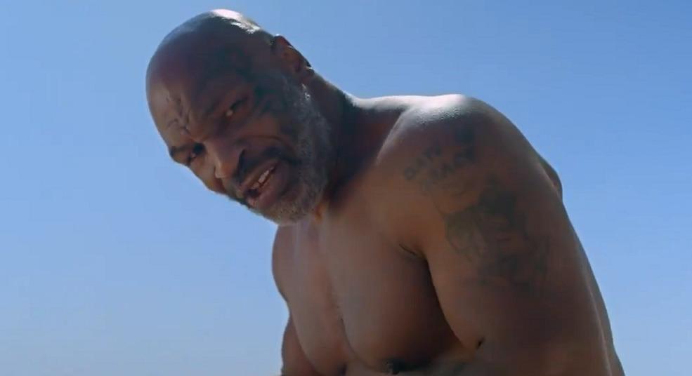 Mike Tyson vs un tiburón, ¿La pelea del año?