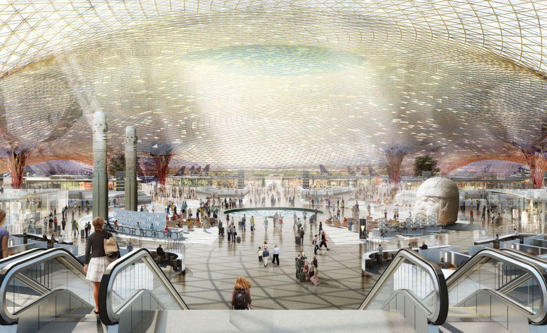 Proyectos arquitectónicos cancelados en México - nuevo-aeropuerto-ciudad-mexico