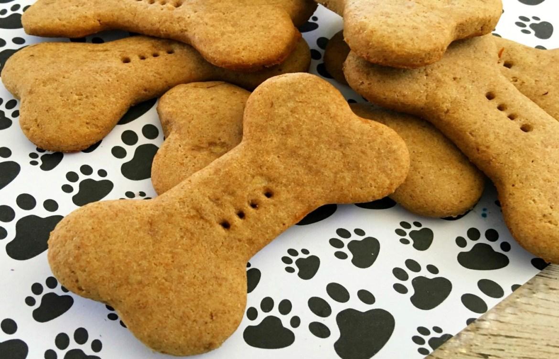 Prepara estos premios zero waste para tu perro - premios