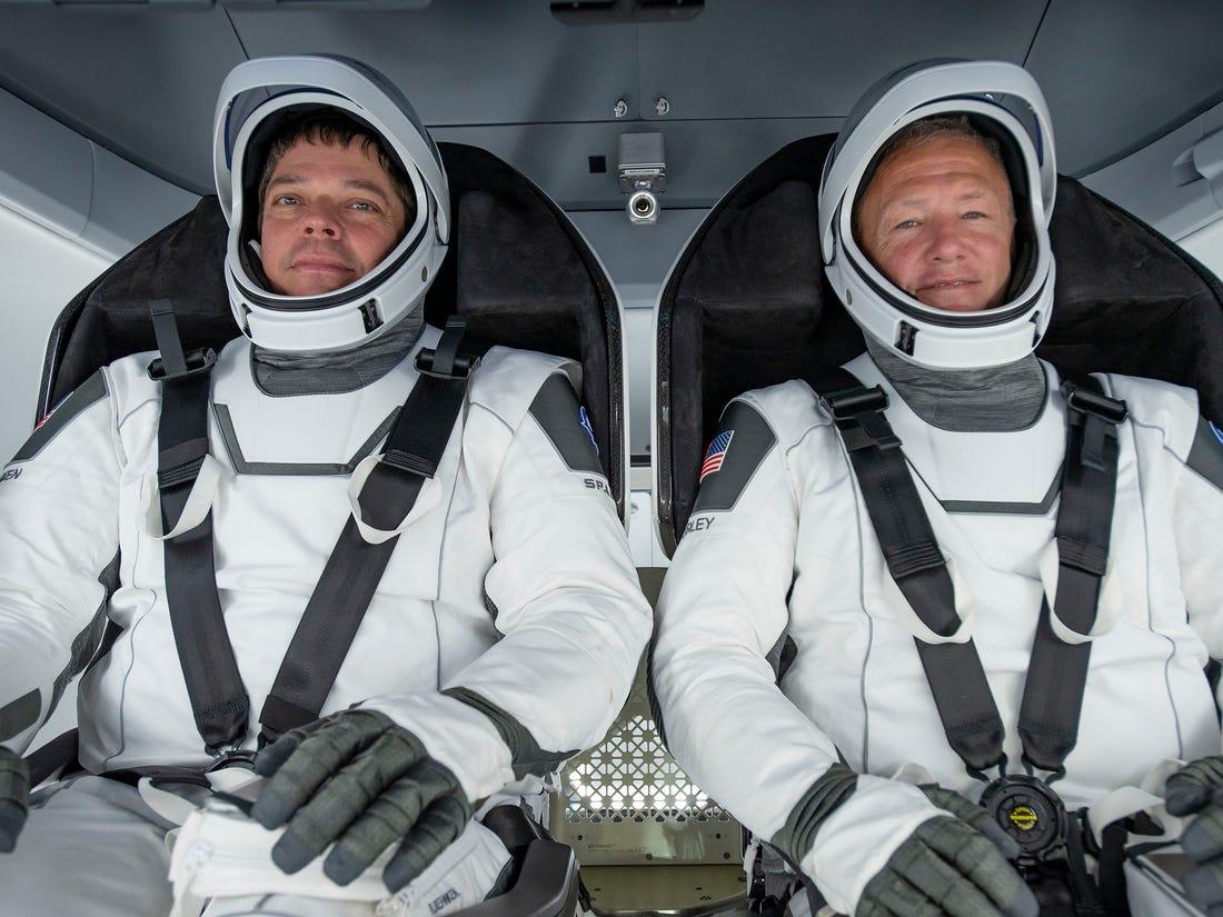¡SpaceX volverá! Así será el regreso de SpaceX y la NASA a la Tierra