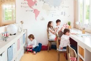 5 tips para diseñar el espacio de escuela en casa para tus hijos