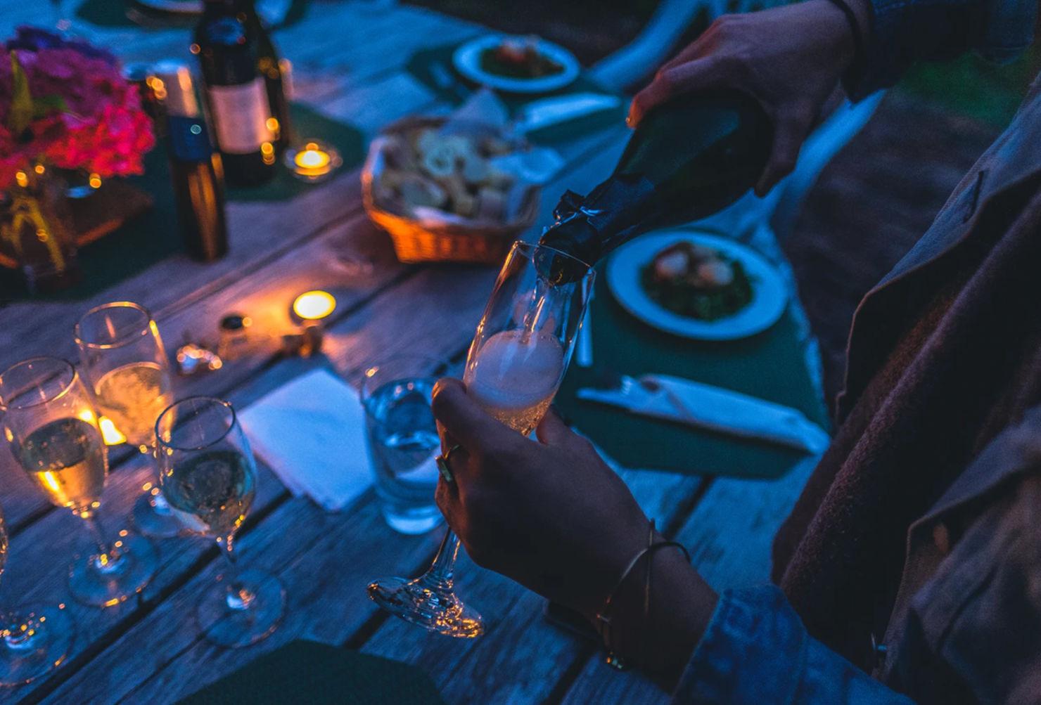 Cómo preparar una fiesta al aire libre en tiempos de coronavirus