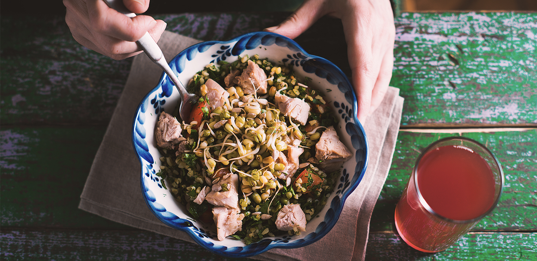 Todo lo que necesitas saber del superfood «Freekeh»