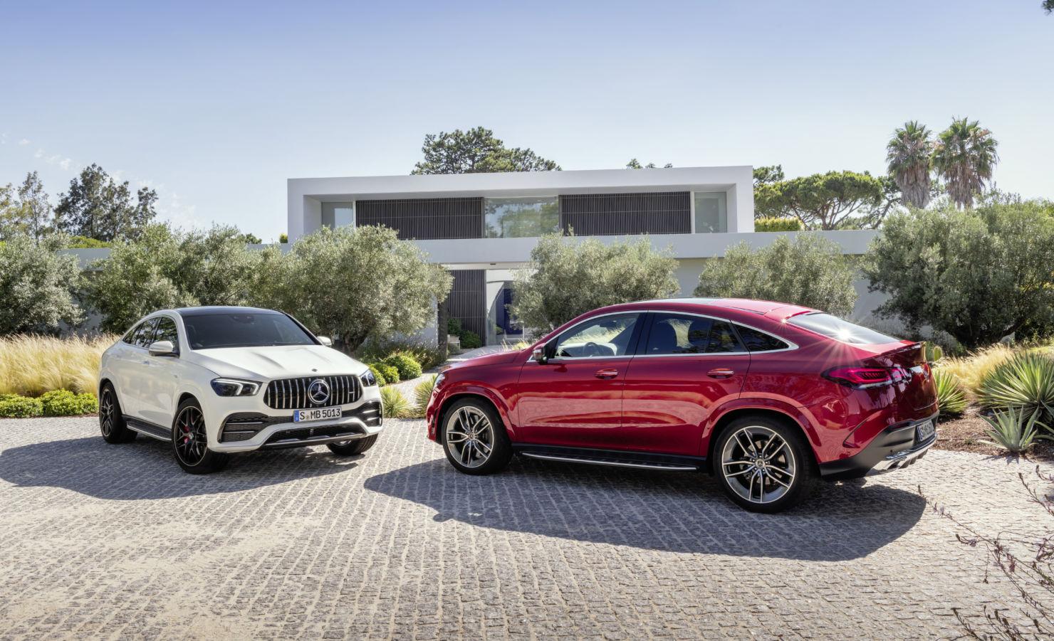 Mercedes-Benz presentan  GLS y GLE Coupé, las nueva s SUV's para toda la familia
