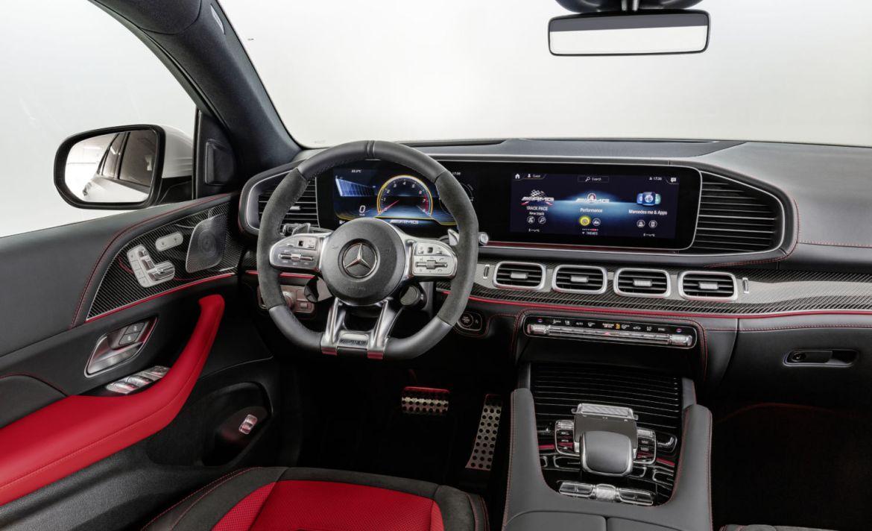 Mercedes-Benz presentan  GLS y GLE Coupé, las nueva s SUV's para toda la familia - mercedes-benz-tecnologia