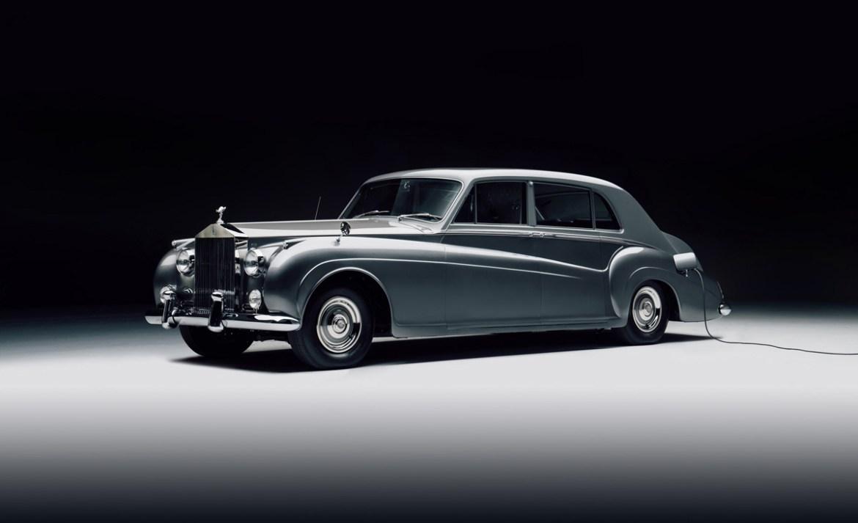Así luce el primer Rolls-Royce eléctrico - rolls-royce-phantom-v-002