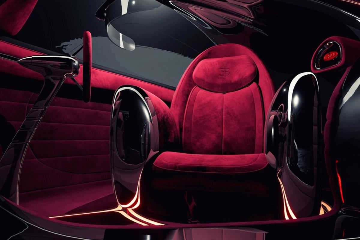 Bugatti te muestra la reinvención de su modelo más célebre: Atlantic
