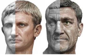 Así es como se veían realmente los emperadores del pasado