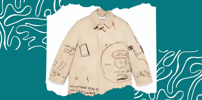 Coach x Basquiat: la mezcla más cool de moda y arte - coach-x-basquiat-1