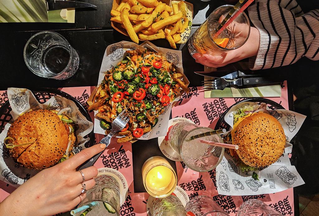 Las mejores opciones de fast food vegana en la CDMX