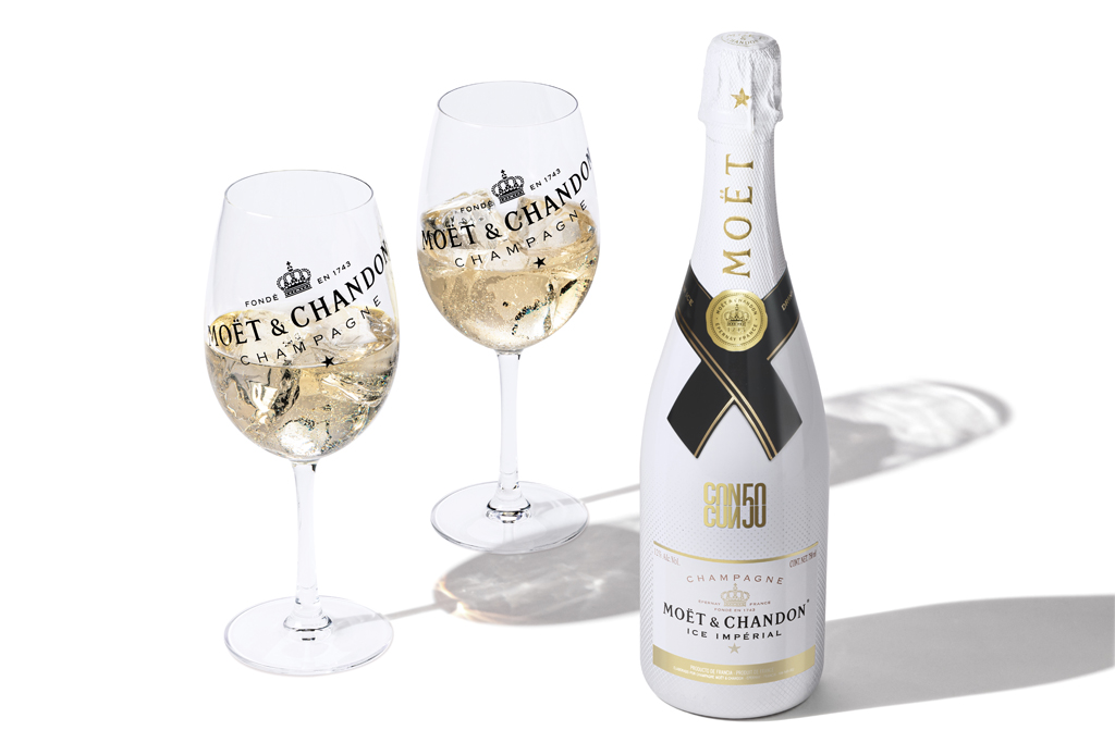 Cancun turns 50 and this is how Moët & Chandon celebrates it - moet-ice-imperial-cancun-50-ice
