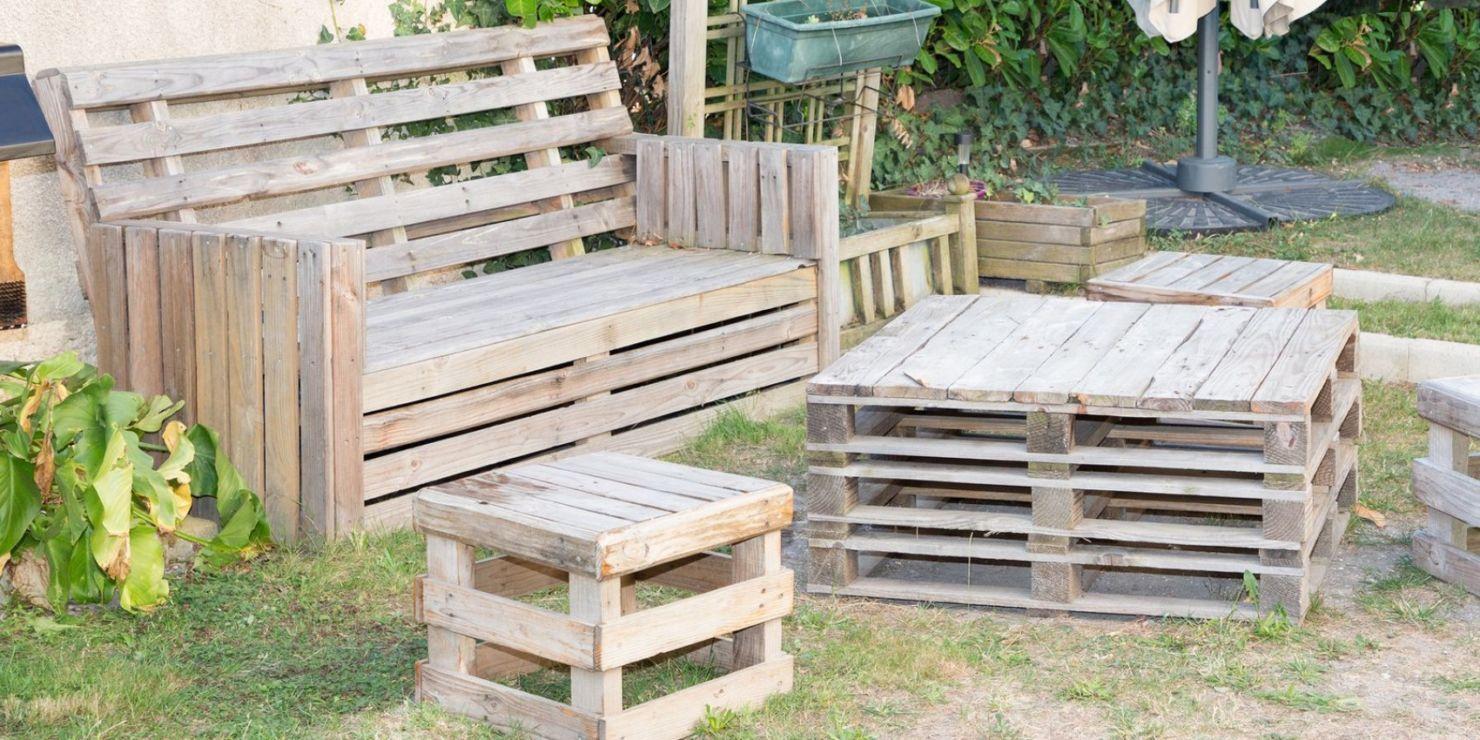 ¿Muebles reciclados? Creamos un board de Pinterest para inspirarte