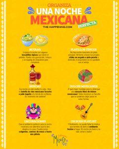 Checklist para una Noche Mexicana perfecta